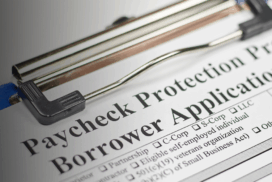 Paycheck Protection Application